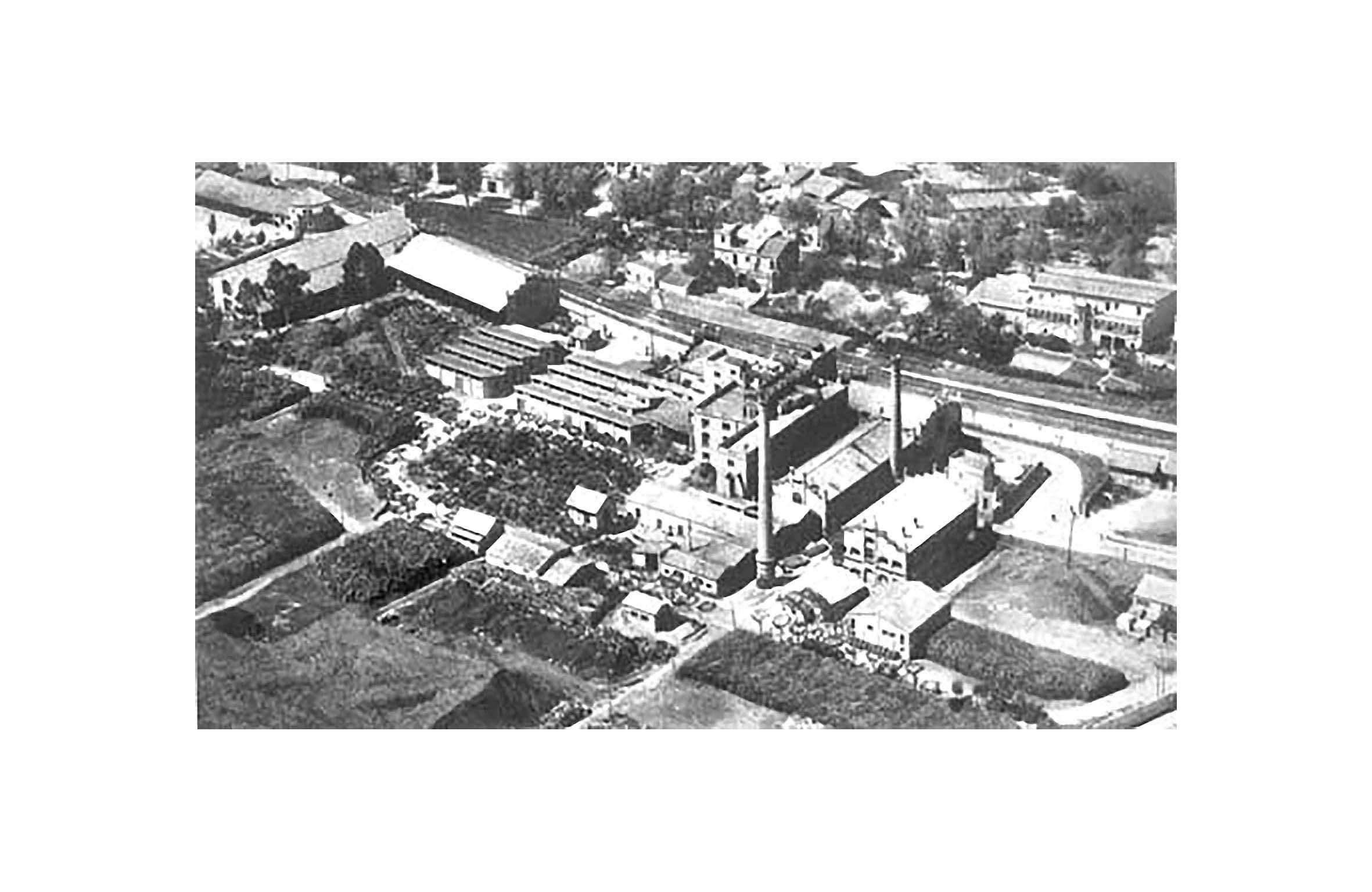 Estado actual del los edificios de Cerlà
