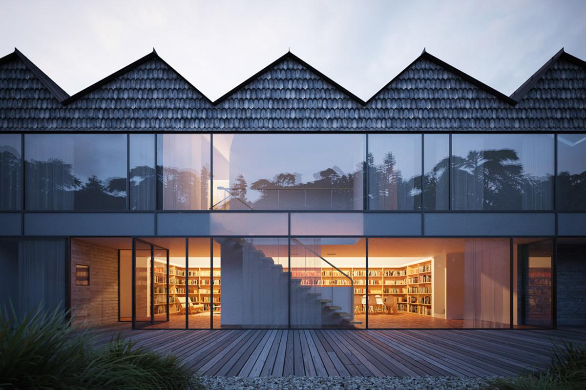 Heendeborg house