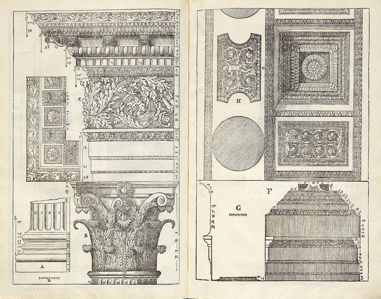 Cuatro libros de Palladio